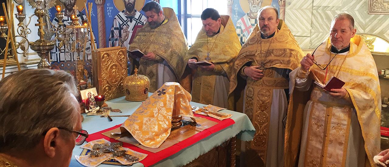 Rekolekcje Duchowieństwa 2015